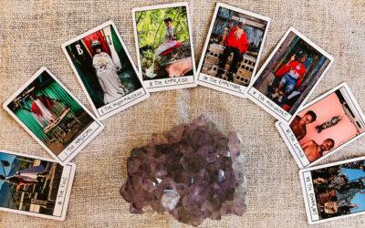 MAJOR ARCANA TAROT CARDS: A Book of Wisdom