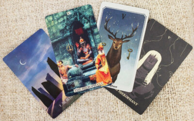 YEAR OF THE HIEROPHANT – 2021