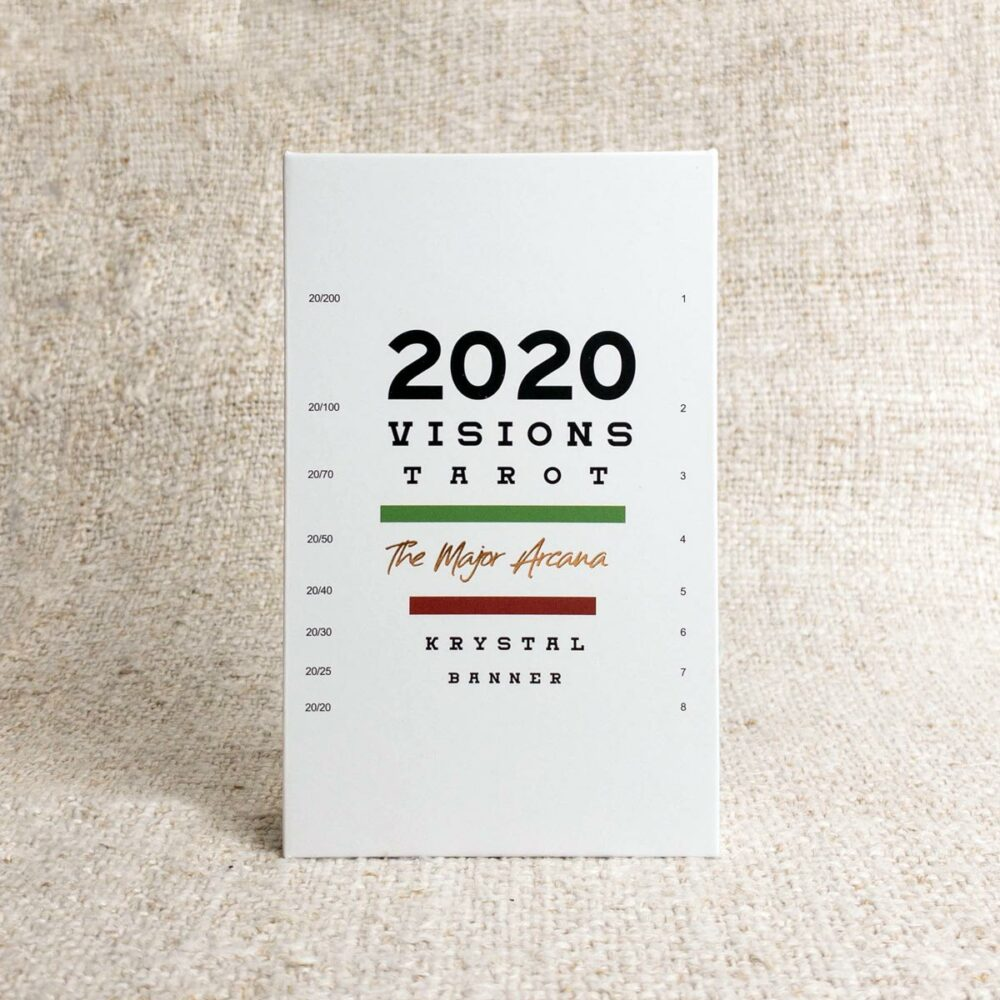 Kismet Berlin 2020 Visions Tarot